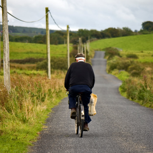 Slow Ride Home County Clare Ireland